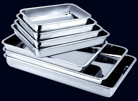 供应供应优质不锈钢方盘,冲孔茶池质优价廉