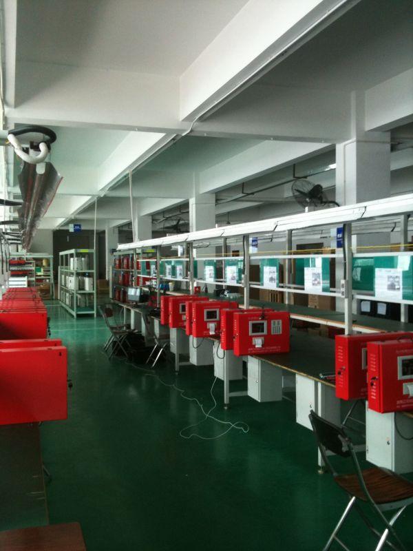 供应电气火灾监控系统