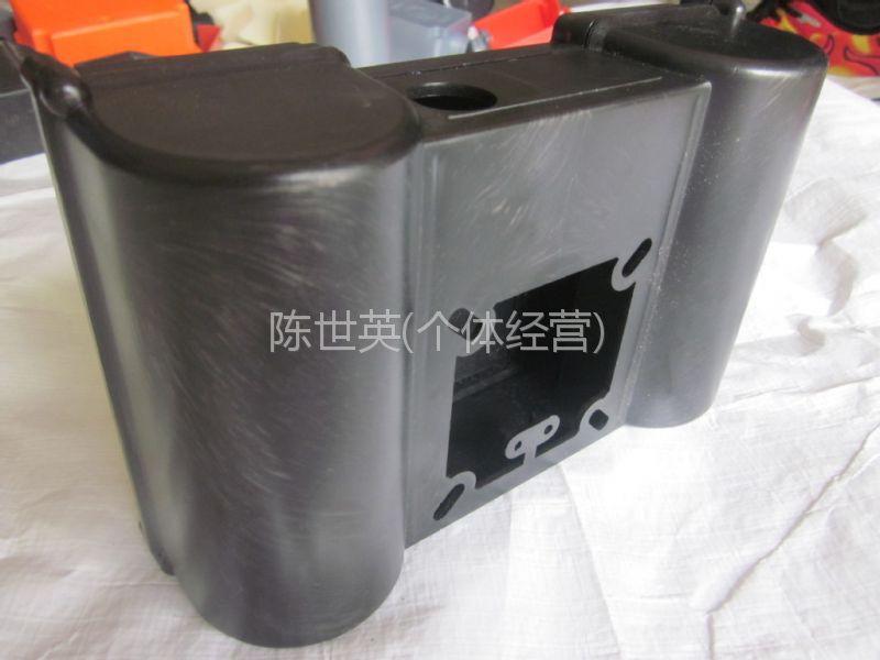 供应水泵塑料配件价格便宜厂家直销90#新型大方盒