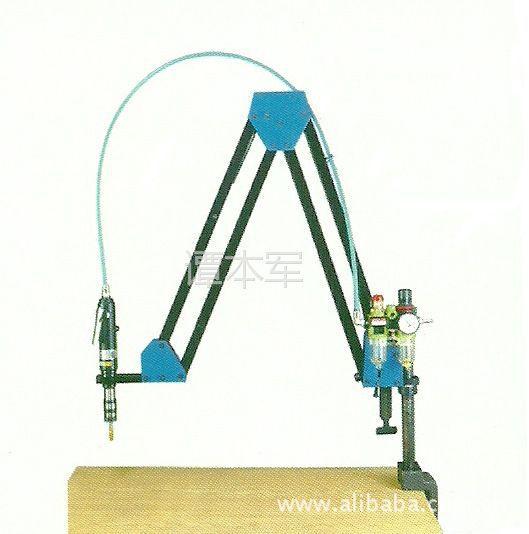 供应气动攻牙机,台湾原装主轴,气压棒,配扭力筒夹