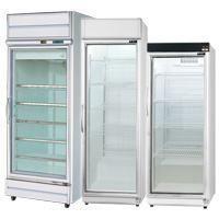 供应国铨单门冷藏展示柜保鲜风冷冰柜