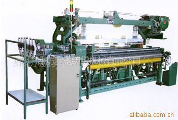 供应高品质高速挠性剑杆织机(数控偏芯凸轮旋转起毛)