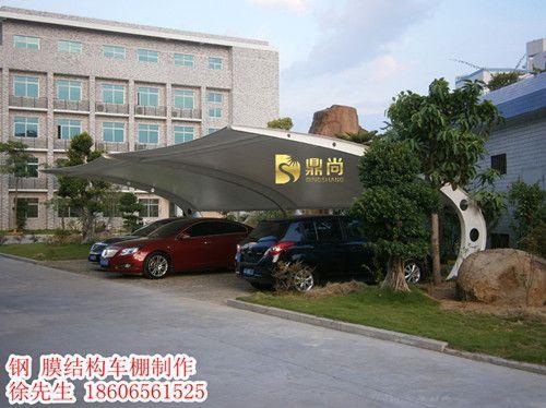 供应户外钢结构车棚,简易彩钢车棚搭建多少一平方?