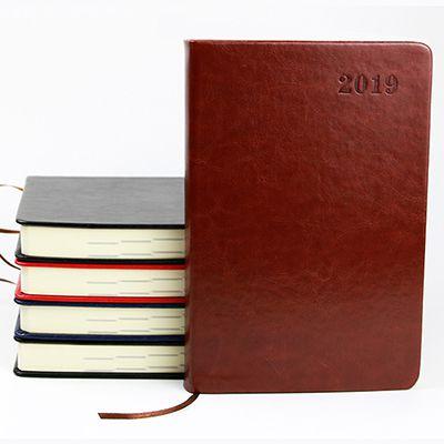 笔记本定制定做日历版记事本效率手册