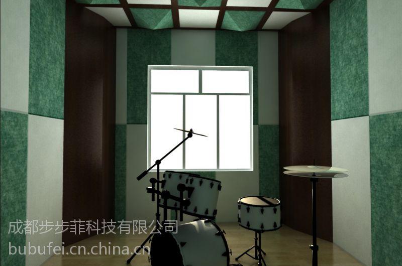云南家用学校用隔声隔音板适用于架子鼓房