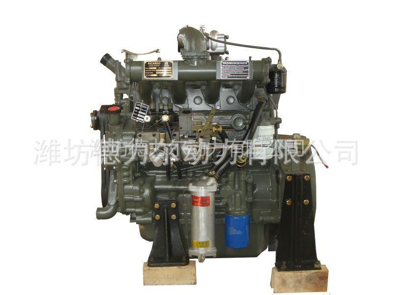 供应潍坊R4105IZD德力尔动力56千瓦四缸I柴油机