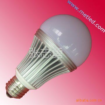 供应10W到12W可调光LED球泡灯