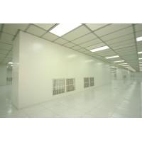 供应岩棉夹心彩钢板丨无尘车间净化板厂家丨协多利库板双玻镁隔墙
