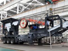 一台时产50-100吨的建筑垃圾破碎机要多少钱