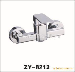 供应全铜进口阀芯双层电镀浴缸龙头