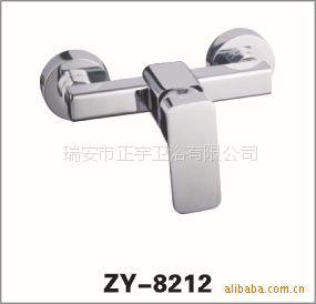 供应全铜进口阀芯双层电镀淋浴龙头