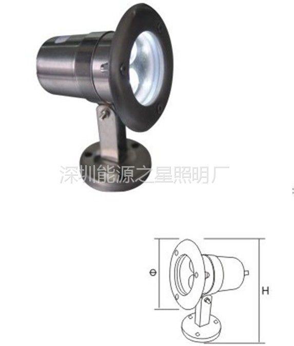 供应中高端品质3-18W大功率LED水底灯(IP68)