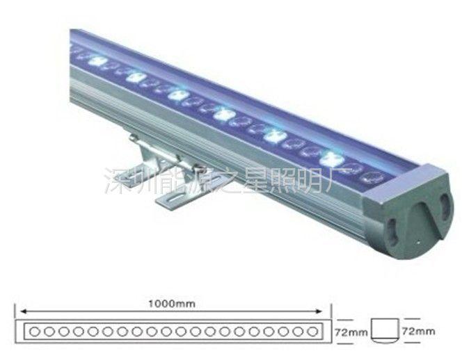 供应中高端品质36W大功率LED洗墙灯(IP65)