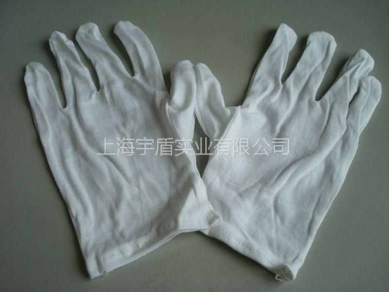 供应棉毛布手套