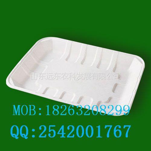 供应厂家大量供应甘蔗纸浆一次性餐具长方形超市用纸盘