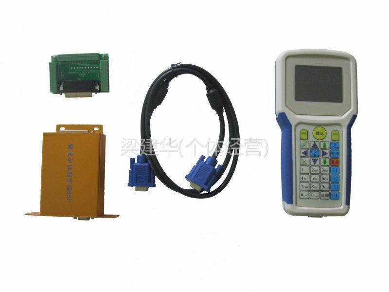 供应四轴点胶机系统步进电机控制系统伺服电机控制器