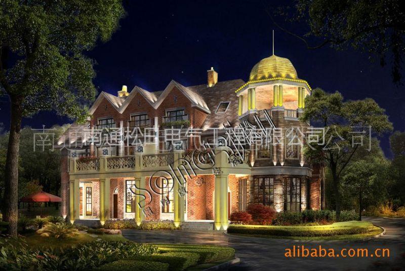 供应古建筑照明设计与施工
