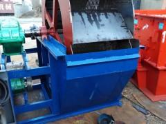 单排斗轮式洗砂机 (6)