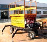 供应供应济南柴油机动力液压升降机