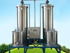 软化水设备停用时树脂的储存方法