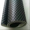 黑色菱形格砂光机工业皮带