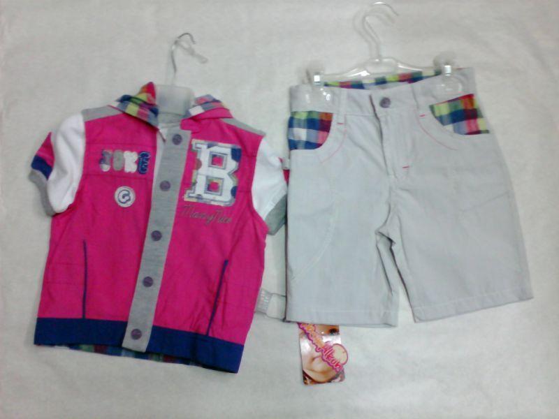 供应休闲儿童服装童装