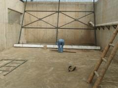 刮泥撇渣潷水設備