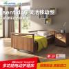 德国进口智能床sentida6灵活移动型居家用床老人用床养老院用床德国进口护理床