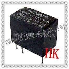 供应原装汇科继电器HK23F-DC12V-SHG