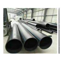 青海聚乙烯(PE)管材实壁排污管材