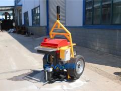 道路专用自动井盖切割机价格    市政井盖切割机生产厂家