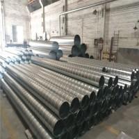 镀锌风管加工直径100 佛山螺旋风管厂家