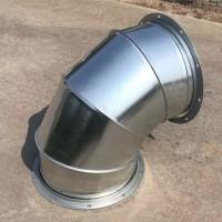 佛山排气通风管 镀锌螺旋风管生产厂家