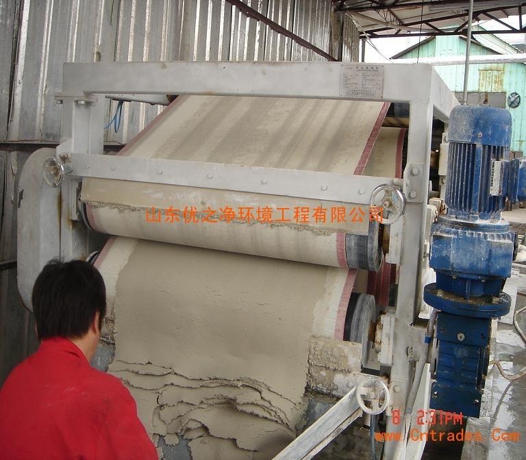 污泥压滤机丨污泥压滤机促进环境保护