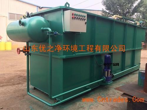 溶气气浮机丨溶气气浮机是环保科技发展的推动力