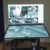 電子沙盤硬件-雙屏聯動、單屏觸控交互