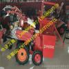 新款手扶拖拉機帶單行玉米收獲還田一體機單行玉米收獲機