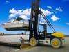 进口各种游艇搬运机