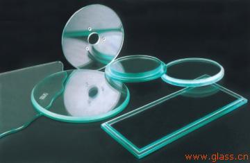 雙面拋光鋼化玻璃