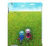 卡通幾米蘋果ipad4保護套后背殼ipad234代保護殼