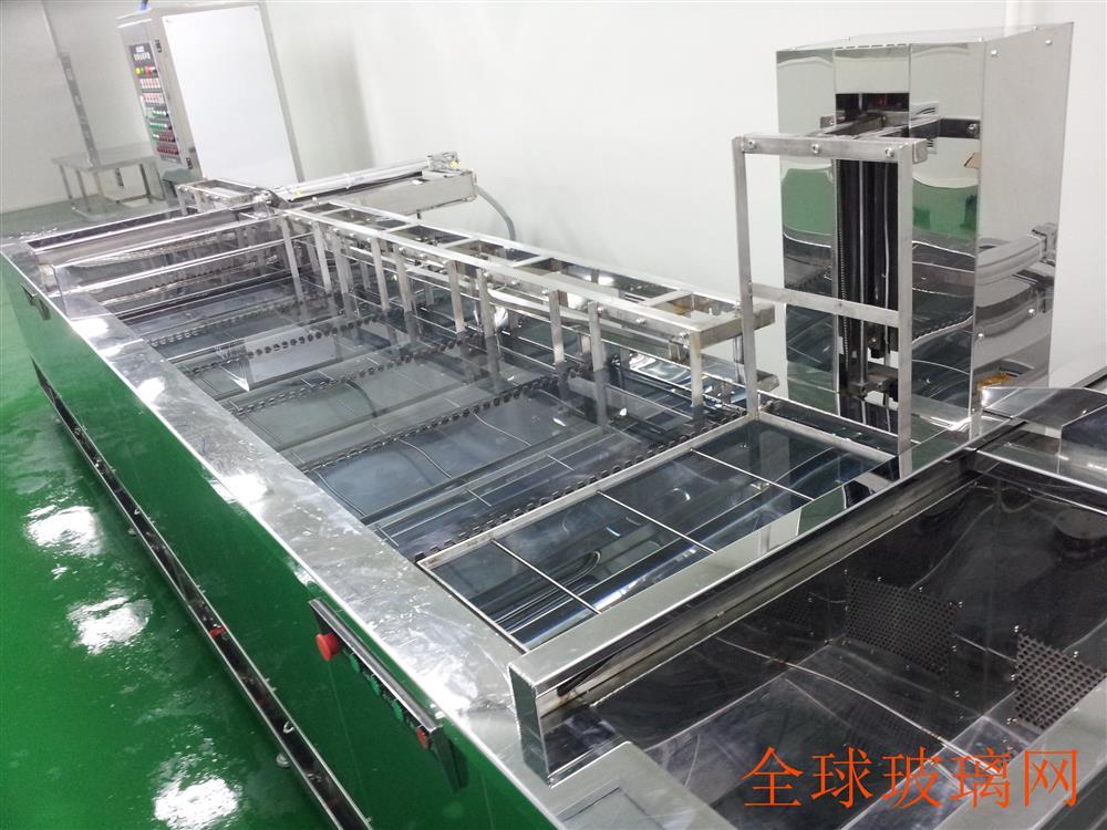 太仓面板玻璃清洗机