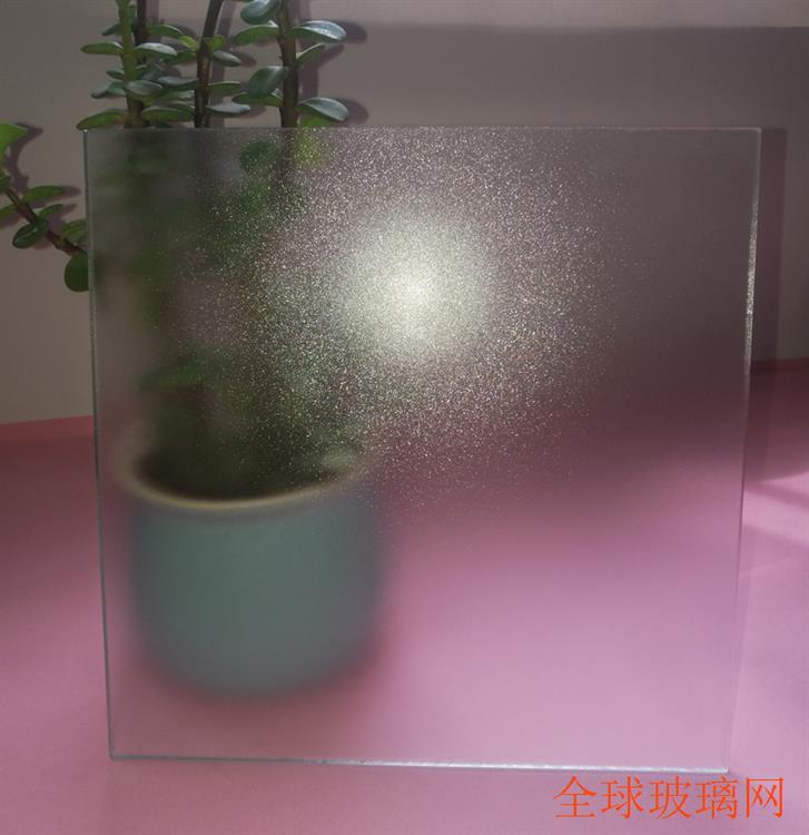 防划伤油砂玻璃蒙砂粉