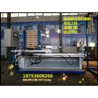 全自动立柱打磨机厂家 实木楼梯柱自动打磨机价格 高密鼎盛机械