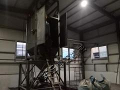 供應粉煤灰噸包拆包機 噸袋卸料設備