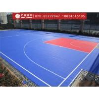 悬浮地板篮球场-专业可拆卸悬浮地板篮球场铺设