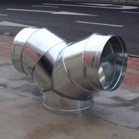 高明专业定制加工304风管 不锈钢焊接风管