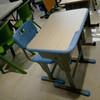 红日K04学生课桌椅美观大方现代简约补习班课桌椅卧室书桌学生课桌椅