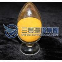 优质固体聚合硫酸铁