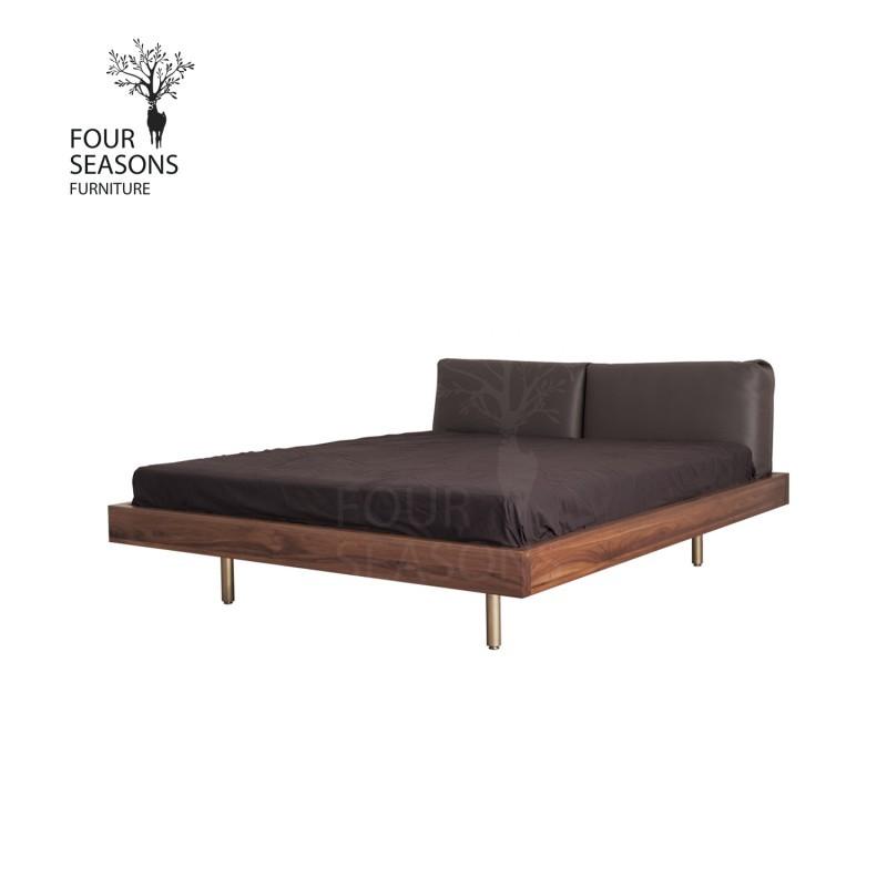 四季家具实木床