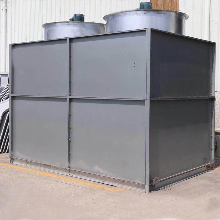 廠家直供福建莆田不銹鋼防腐蝕閉式冷卻塔50噸防腐蝕閉式冷卻塔